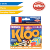 Learn French Game KLOO Pack 2 Places and Everyday Objects