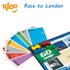 KLOO Race to London - Learn to Speak English Teaching Resource (ESL, TEFL, TESOL)