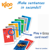 KLOO Teach English Games - School Value Pack - 5 x Race to London - English Resources (ESL, TEFL, TESOL)
