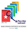 Make sentences with KLOO MFL Games resources for schools