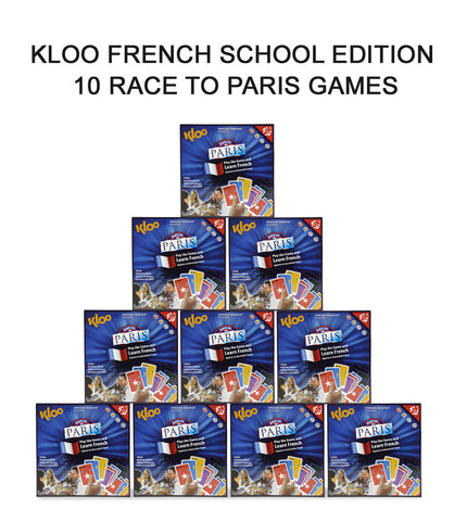 KLOO French School Edition