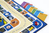 French Resources Learn French Race to Paris MFL Board Game for School