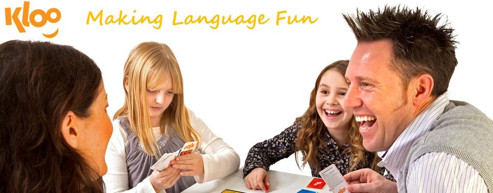 KLOO Language Games for the whole family