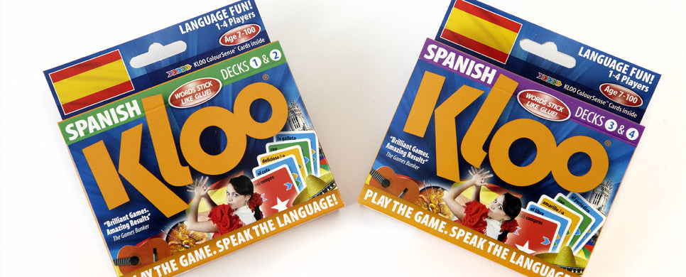 Learn Spanish Games Combo MFL