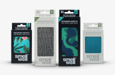 A mix of SmellWell Freshener Inserts