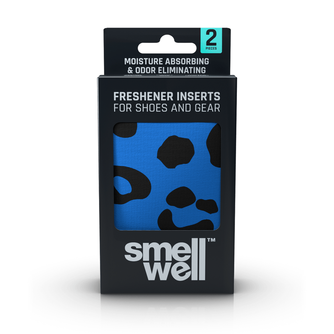 SmellWell Active - Leopard Blue
