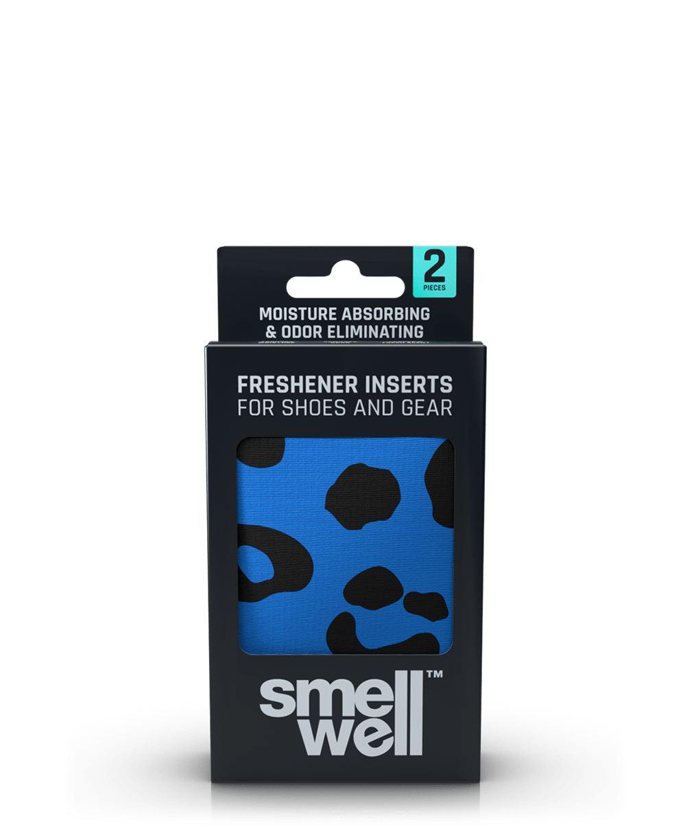 A package of SmellWell Active - Leopard Blue