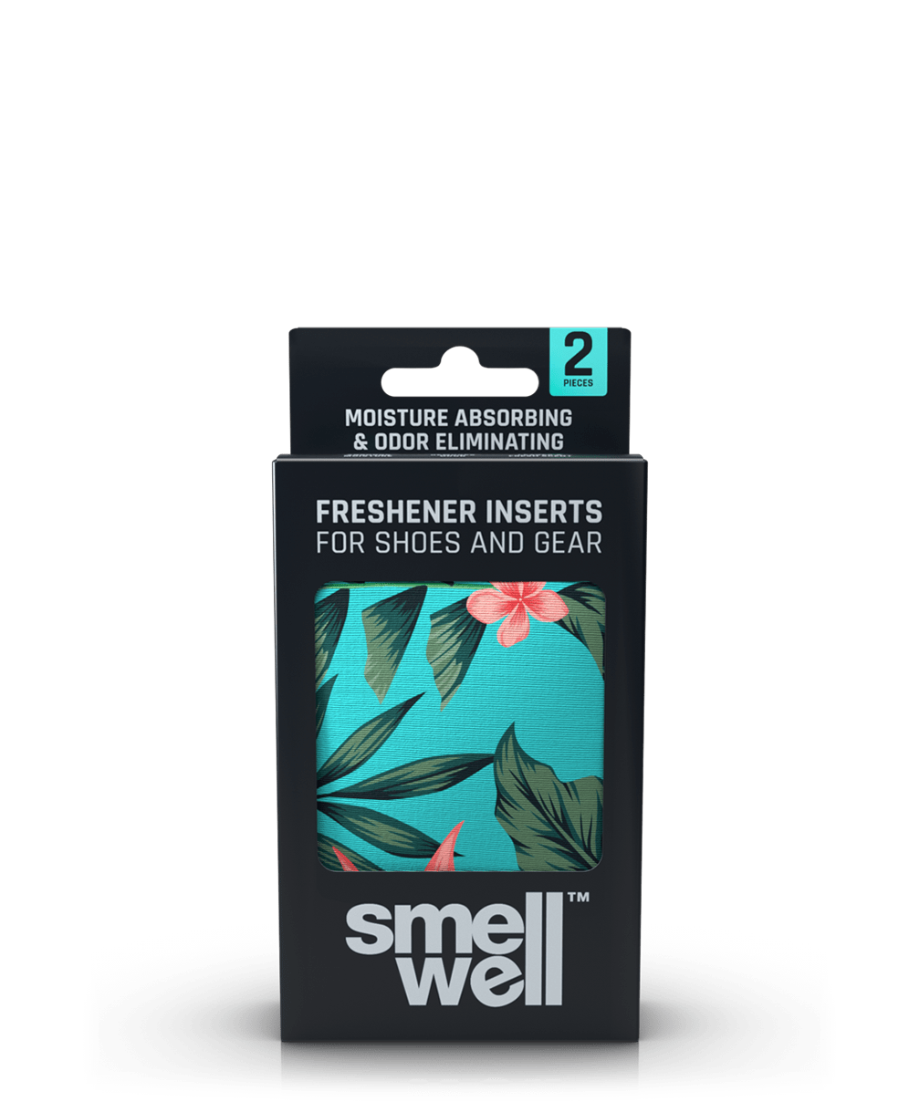 A package of SmellWell Active - Tropical Floral
