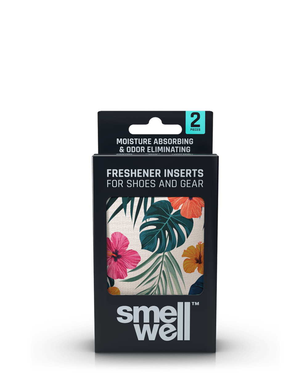 A package of SmellWell Active - Hawaii Floral