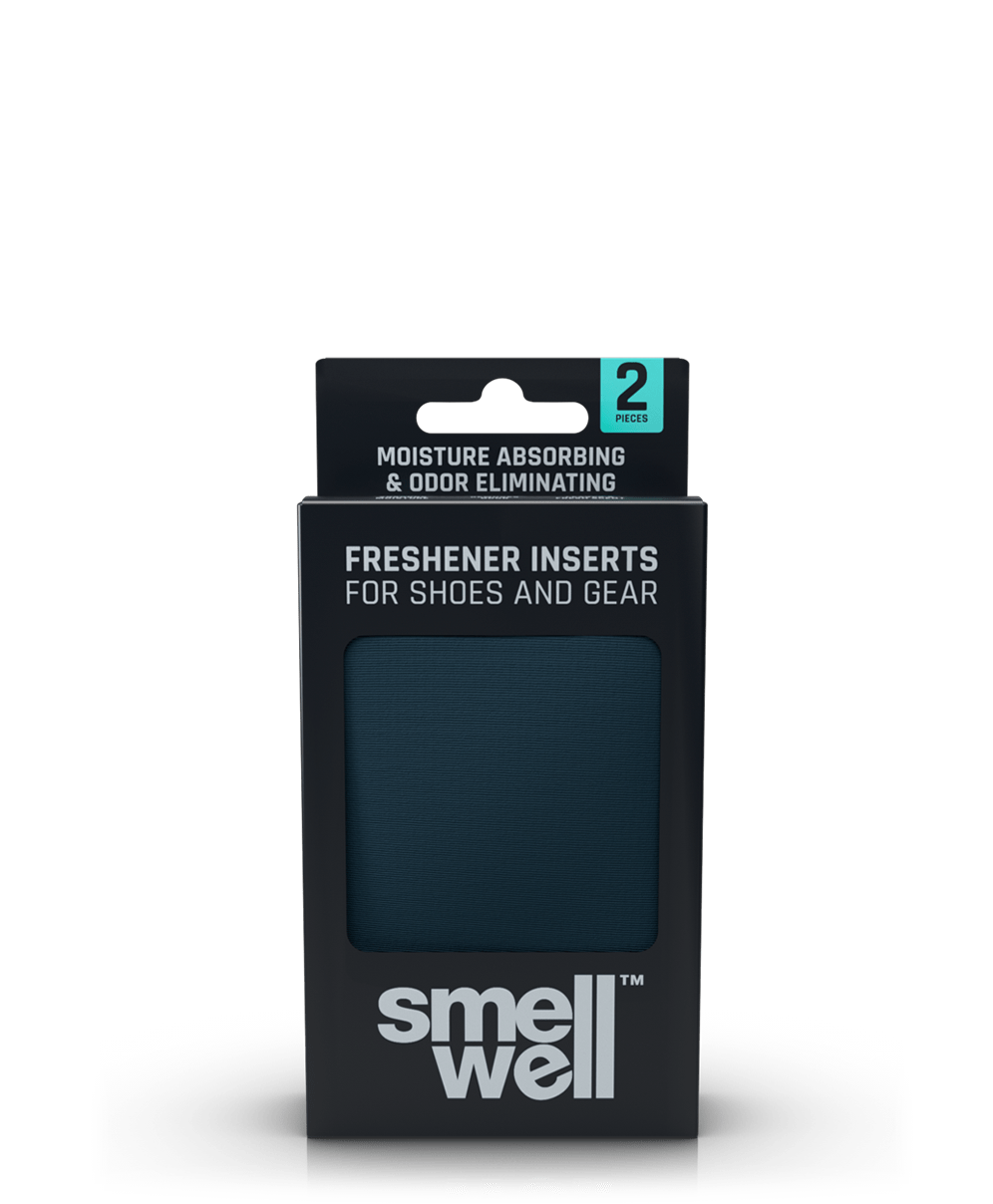 A package of SmellWell Active - Midnight Blue