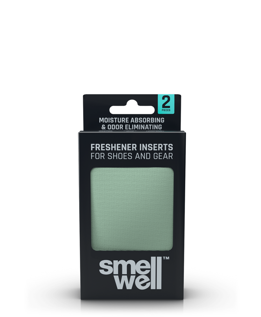 A package of SmellWell Active - Pastel Green