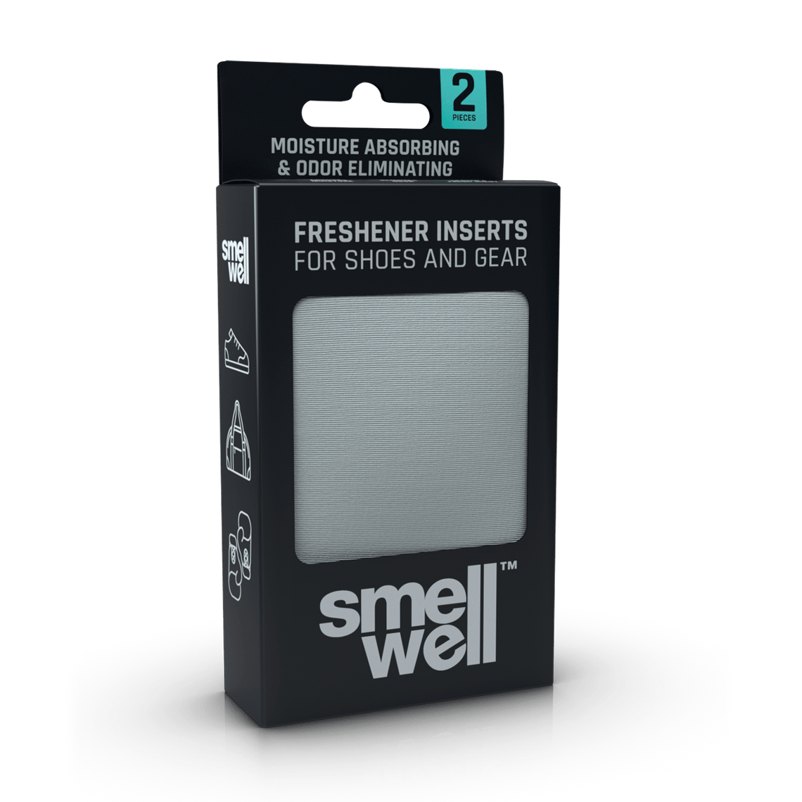 SmellWell Active - Light Grey