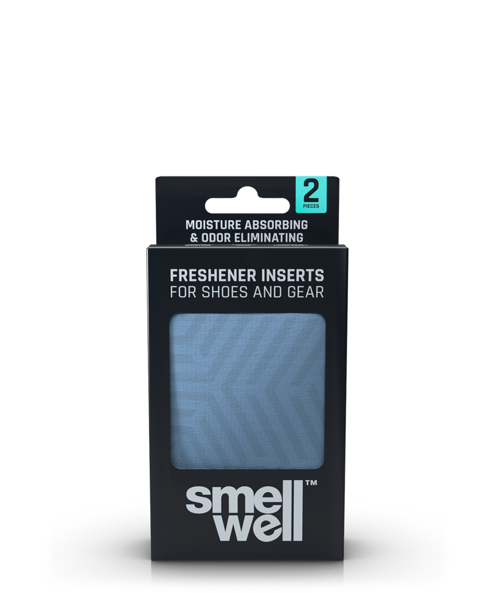 A package of SmellWell Active - Geometric Grey