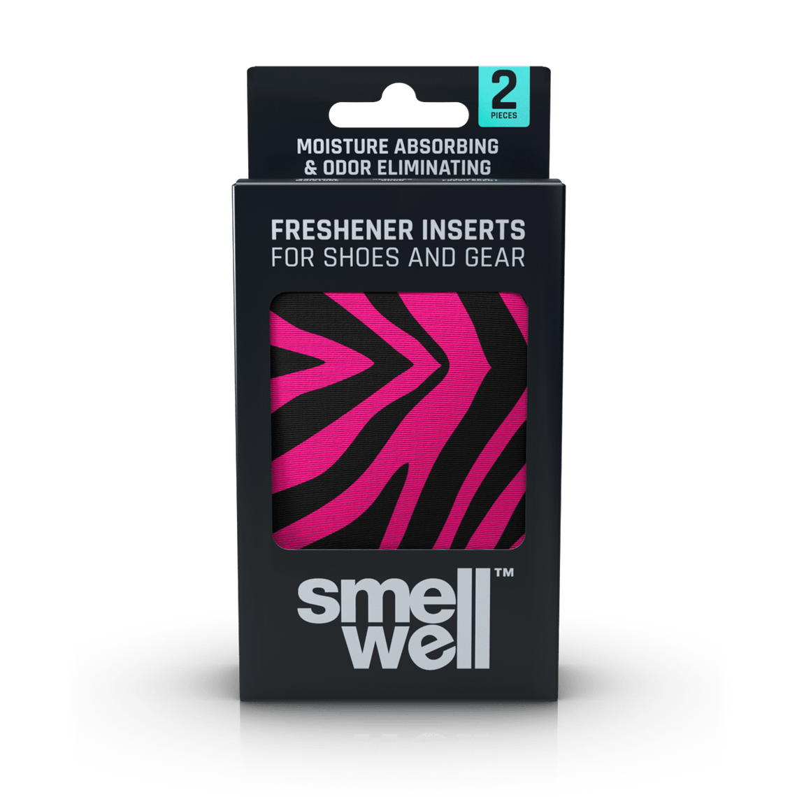 SmellWell Active - Pink Zebra Bundle