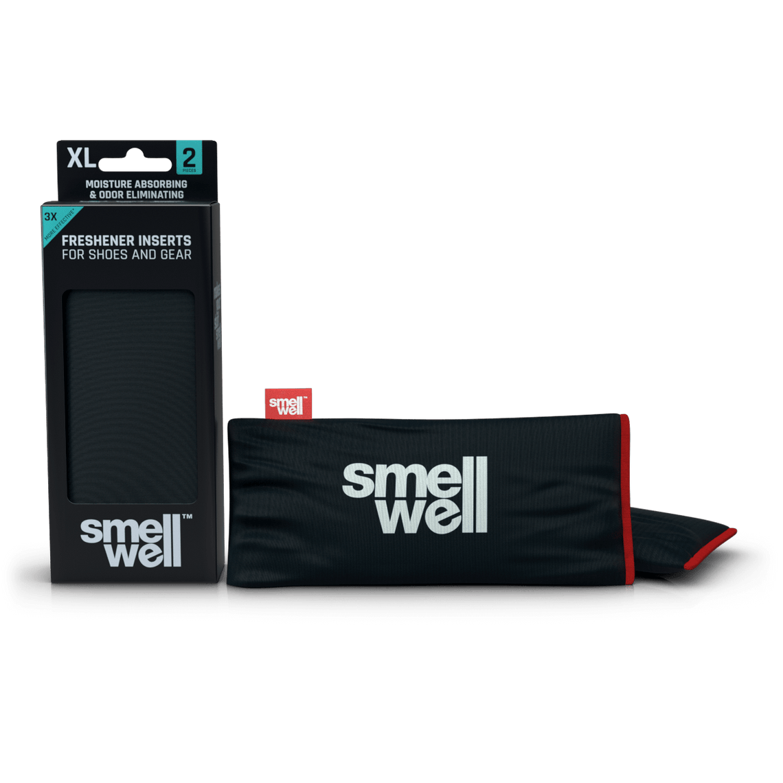 SmellWell Active XL - Black Stone