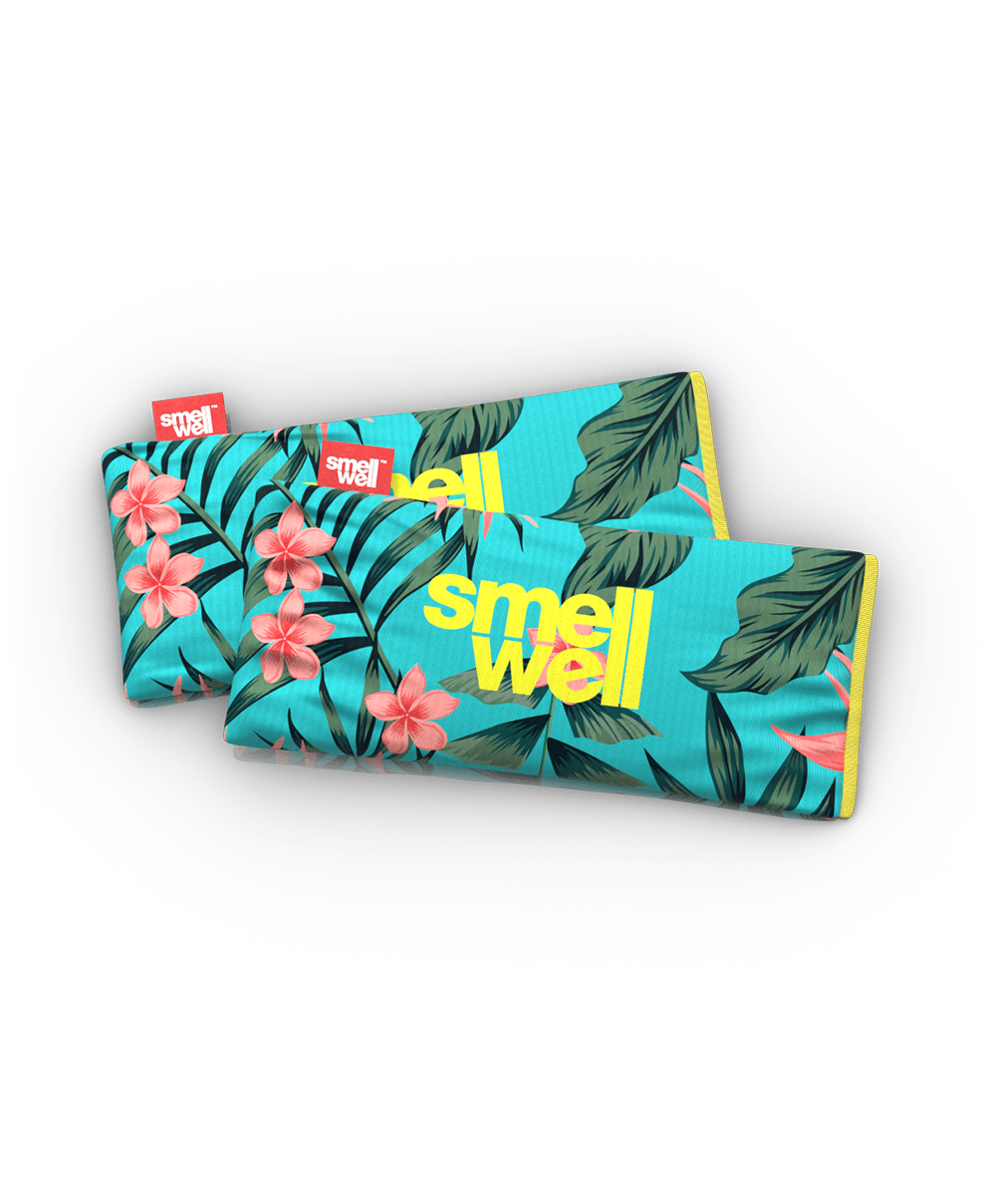 A package of SmellWell Active XL - Tropical Floral