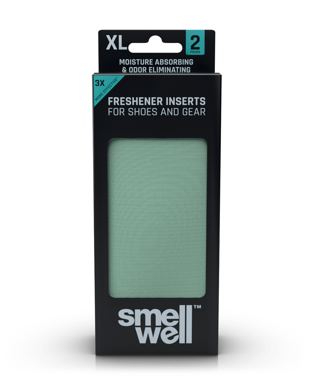 A package of SmellWell Active XL - Pastel Green