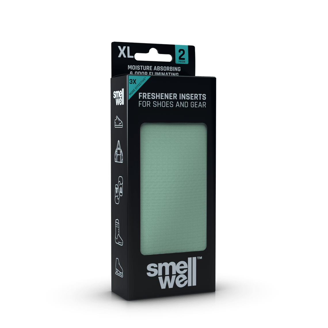 SmellWell Active XL - Pastel Green