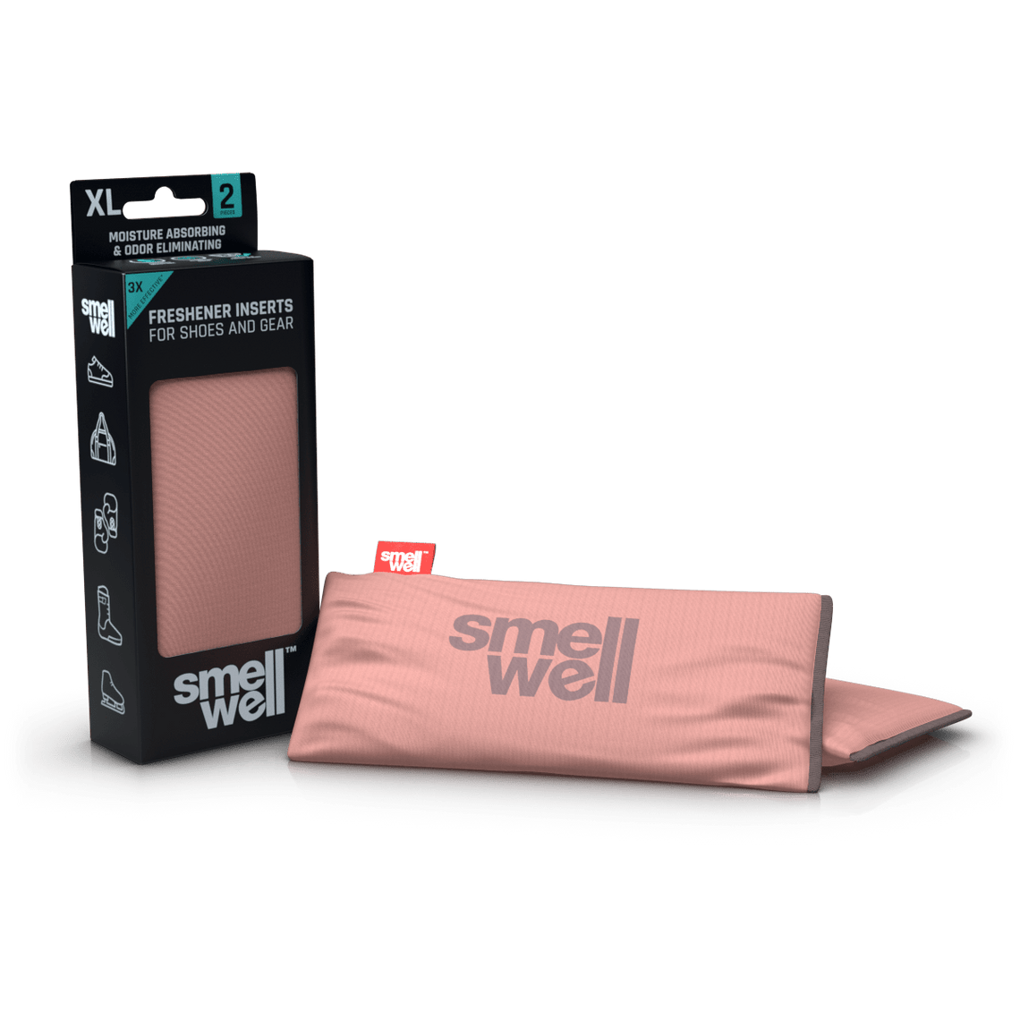 SmellWell Active XL - Blush Pink
