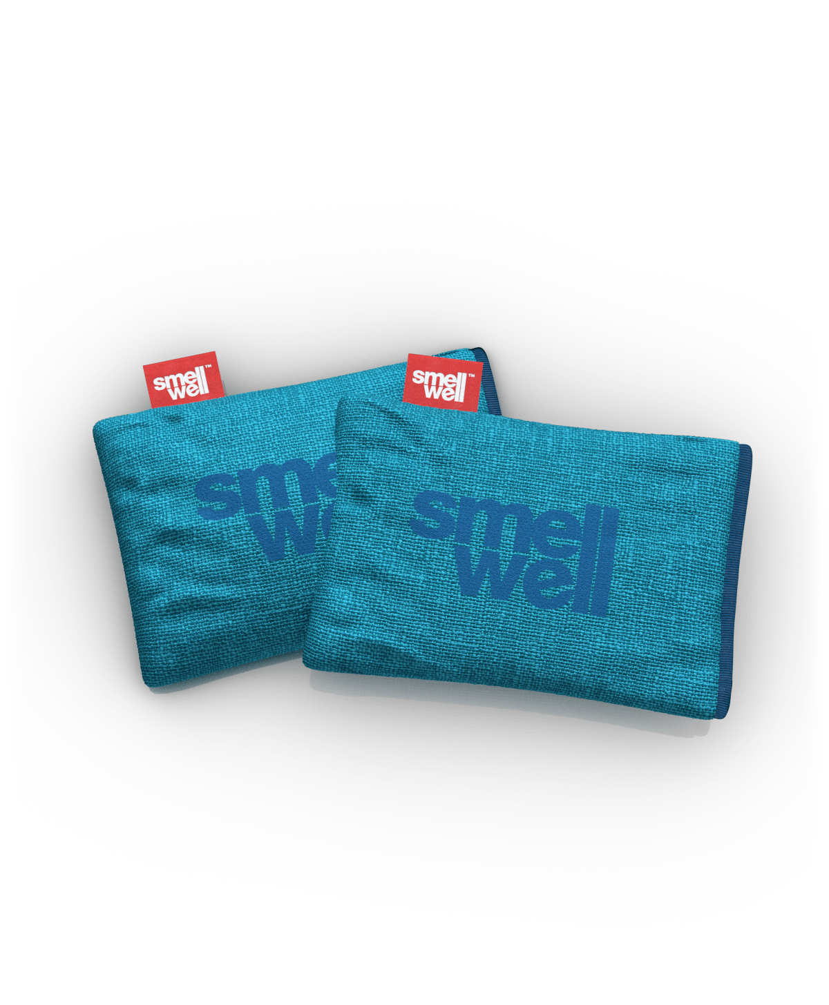 A package of SmellWell Sensitive - Blue