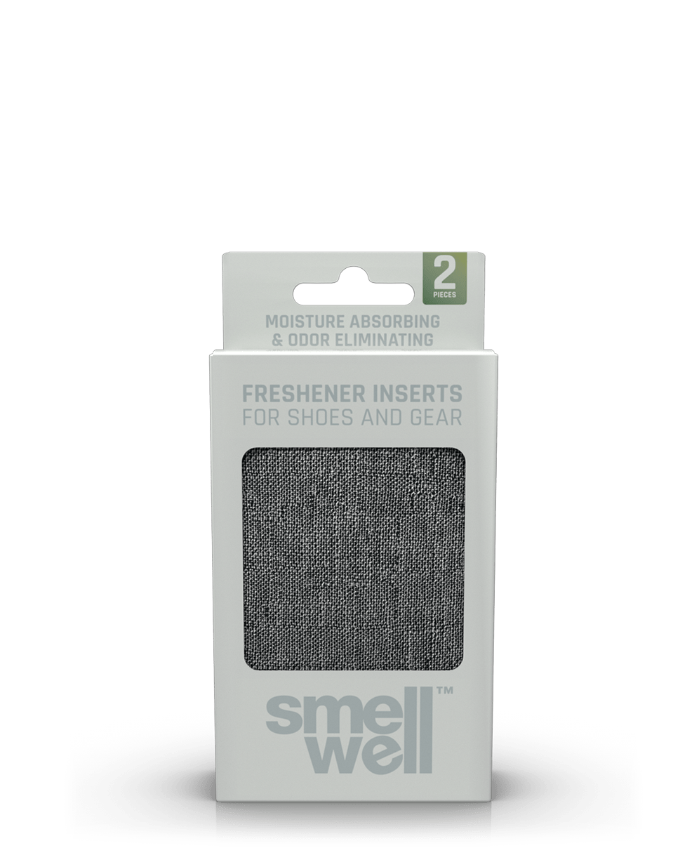 A package of SmellWell Sensitive - Grey