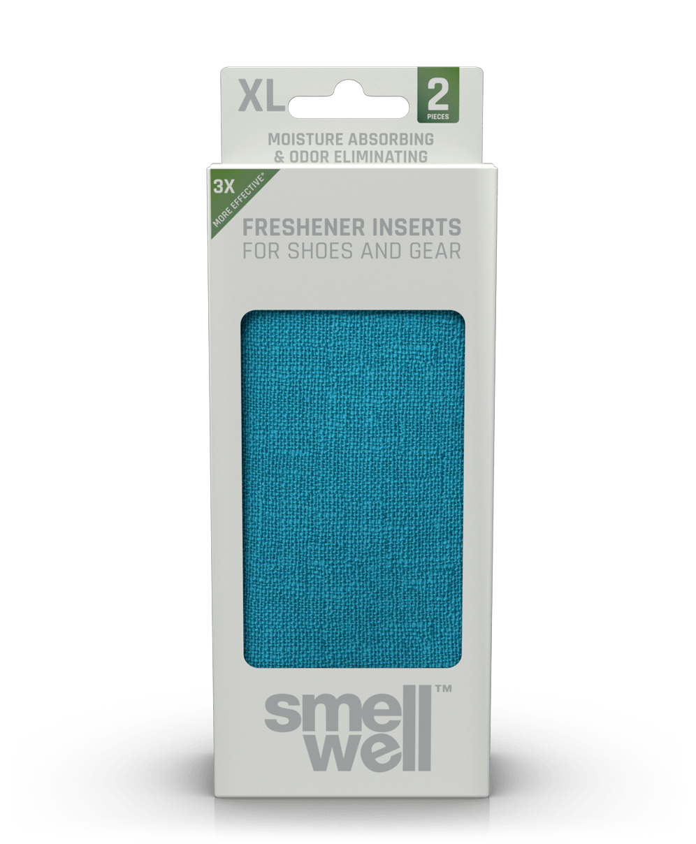A package of SmellWell Sensitive XL - Blue
