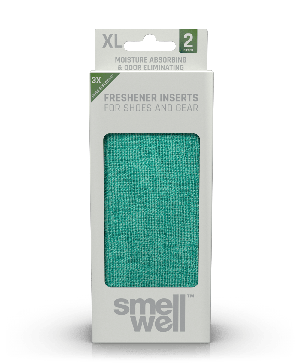 A package of SmellWell Sensitive XL - Green
