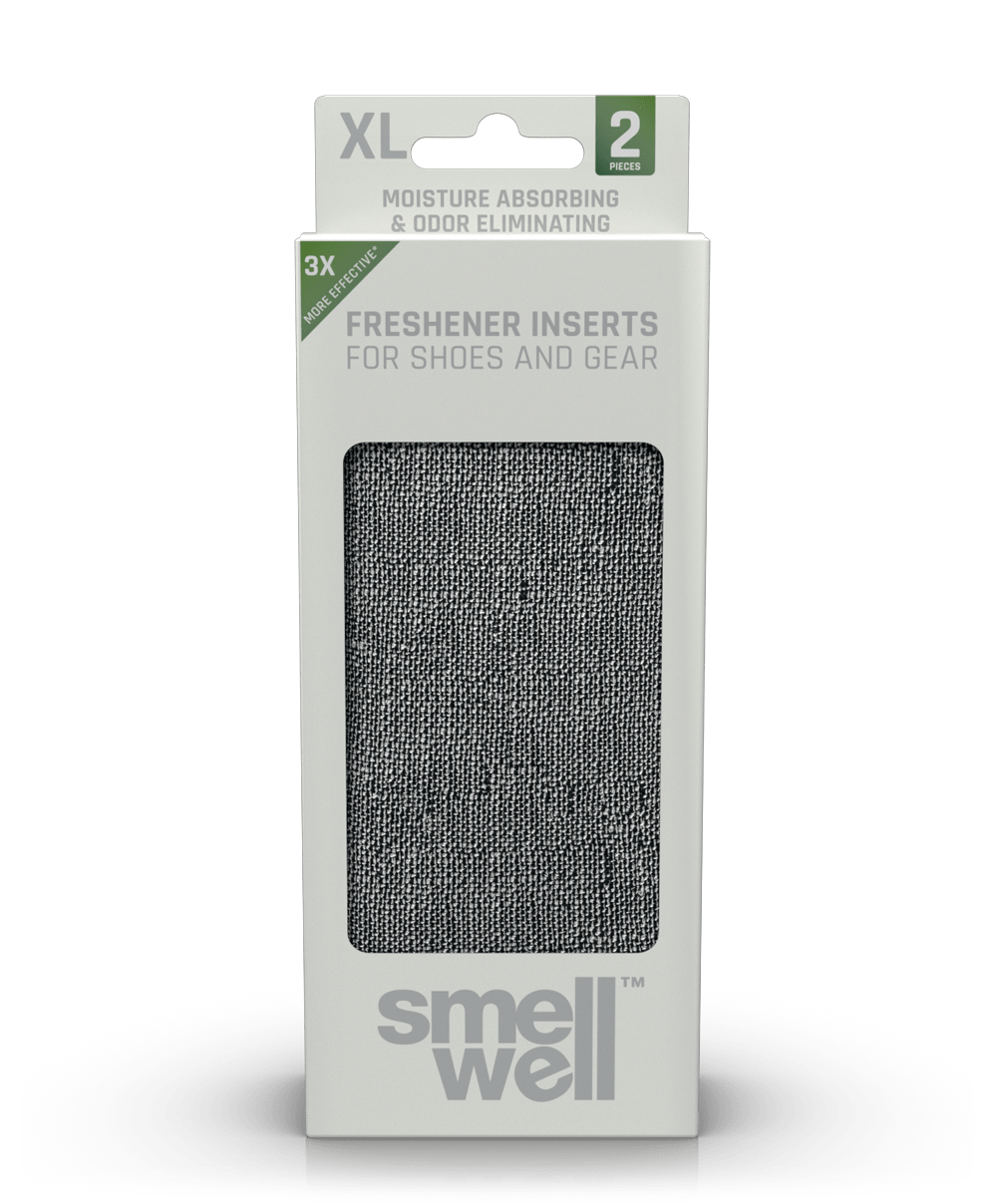 A package of SmellWell Sensitive XL - Grey