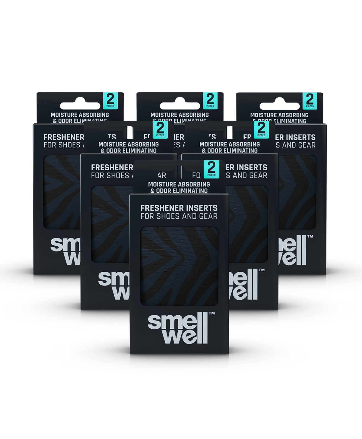 SmellWell Active - 6 pack