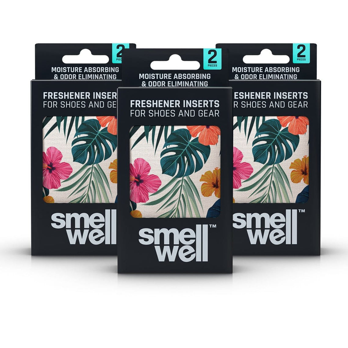 SmellWell Active - 3 pack