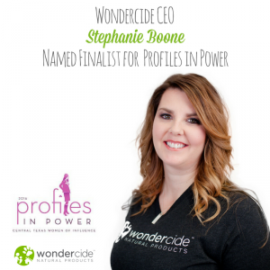 Wondercide-ceo-stephanie-boone-profiles-in-power