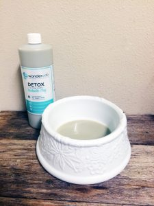DETOX Ultra-Pure Bentonite Clay: Detox your pets!