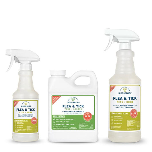 Early Intervention Kit | Flea & Tick Spray