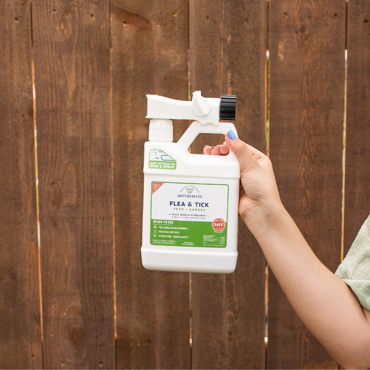 Ready-to-Use Flea & Tick Spray for Yard + Garden - Gallery