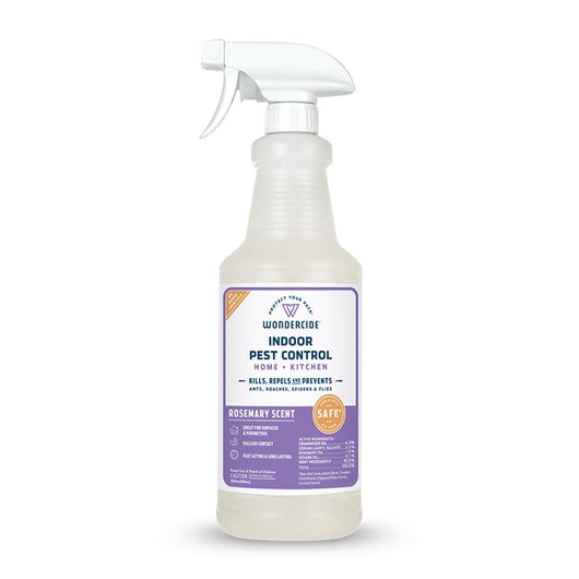 Rosemary Indoor Pest Control for Home + Kitchen - 32oz