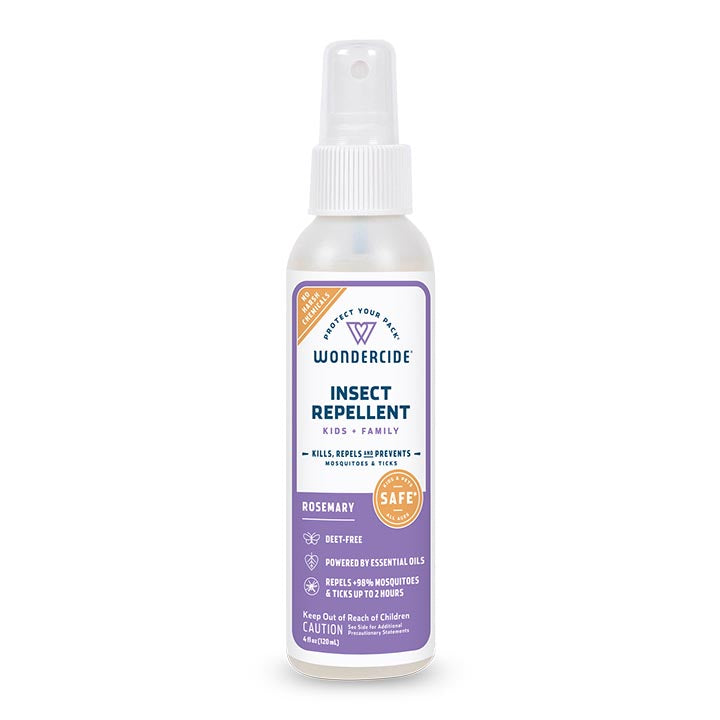 Rosemary Insect Repellent for Kids + Family - 4oz