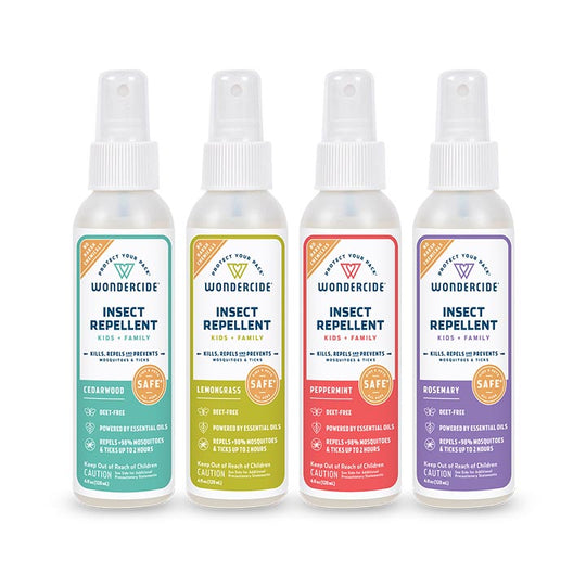 Insect Repellent for Kids + Family