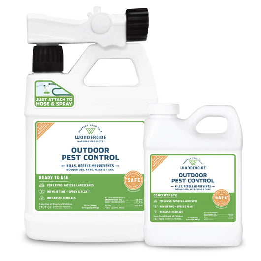 Mosquito Yard Spray Refill Starter Kit