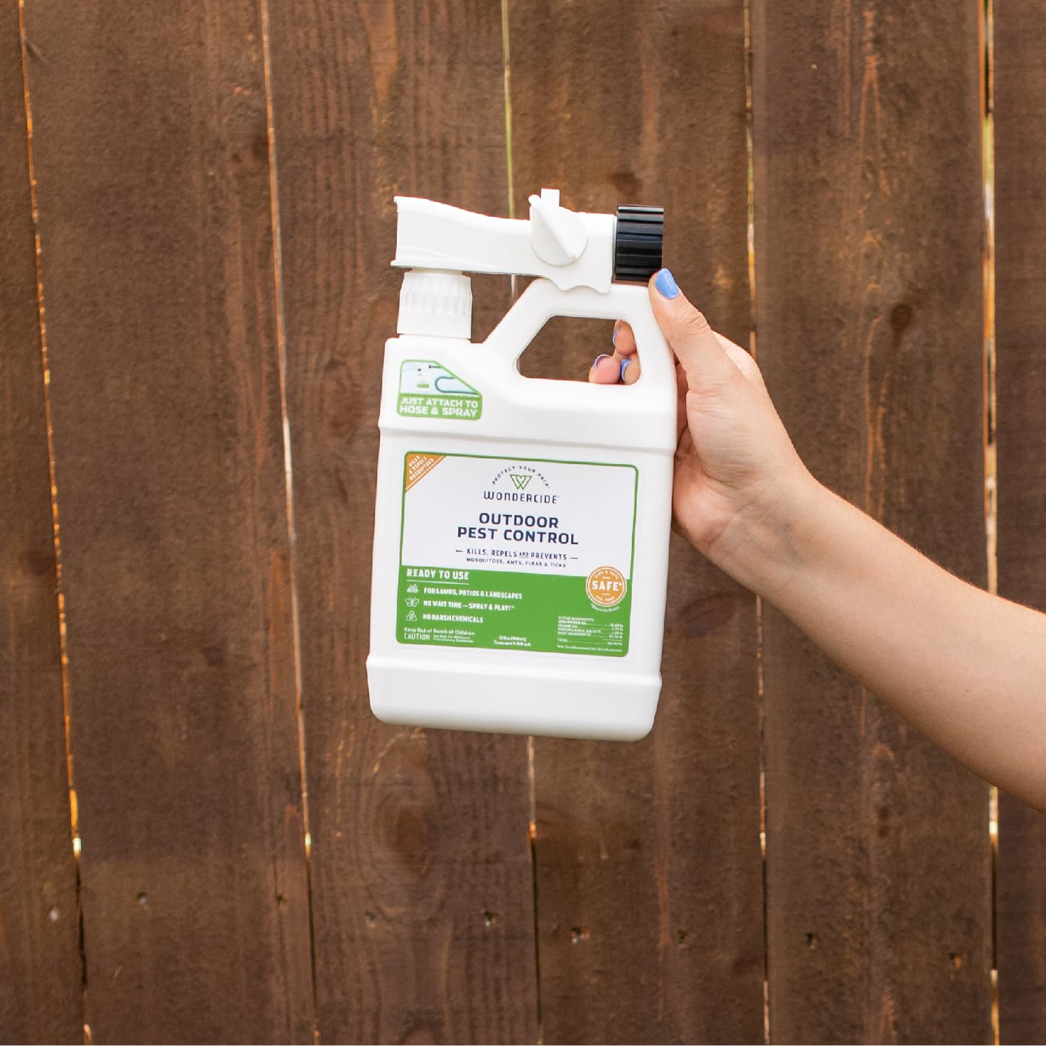 Ready-to-Use Outdoor Mosquito Spray - Gallery