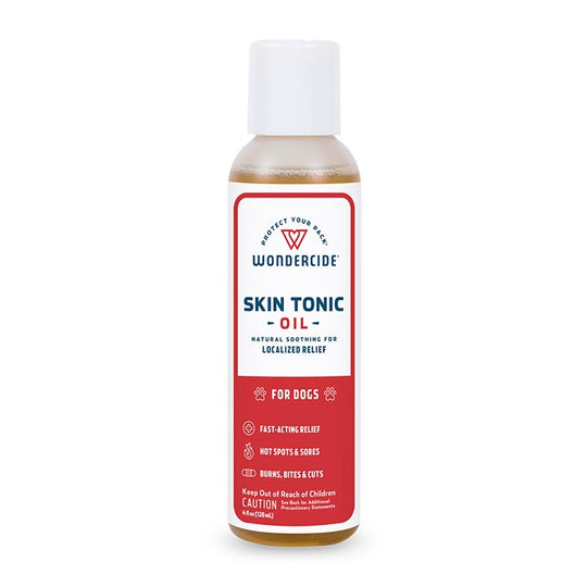 Skin Tonic Topical Oil for Dogs