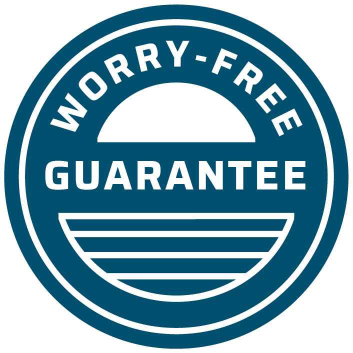 Worry-Free Guarantee