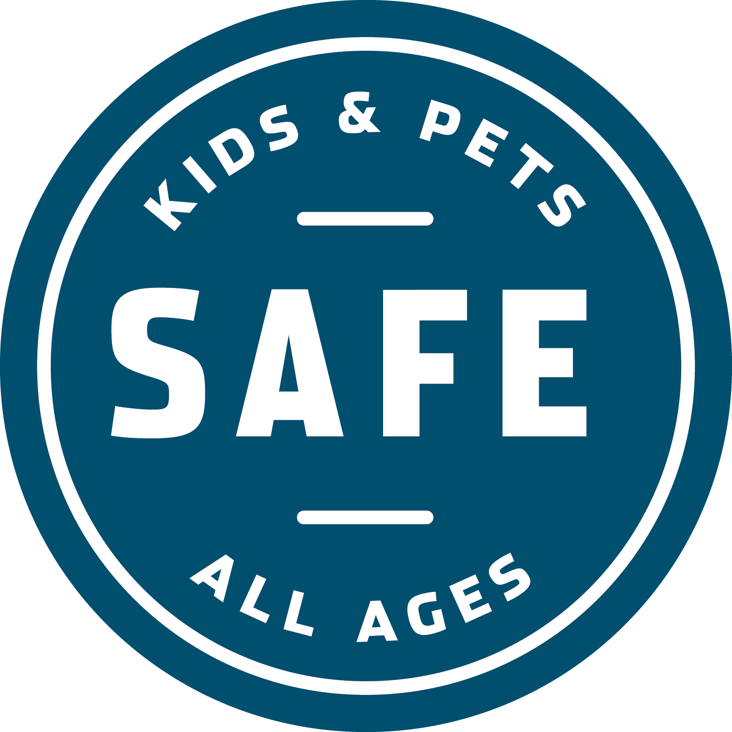 Kids and Pets Safe