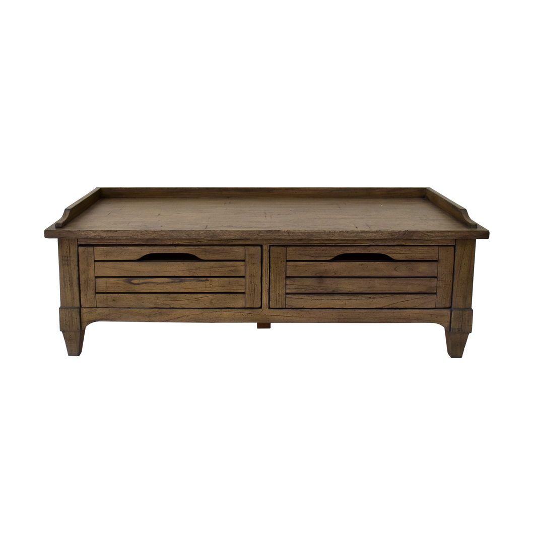 Westbrook Storage Bench