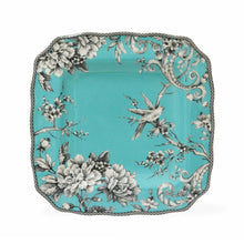 Load image into Gallery viewer, Adelaide Turquoise 16 Piece Dinnerware Set