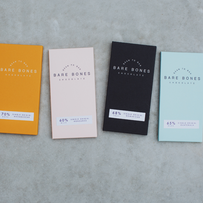 Introducing Bare Bones Chocolate
