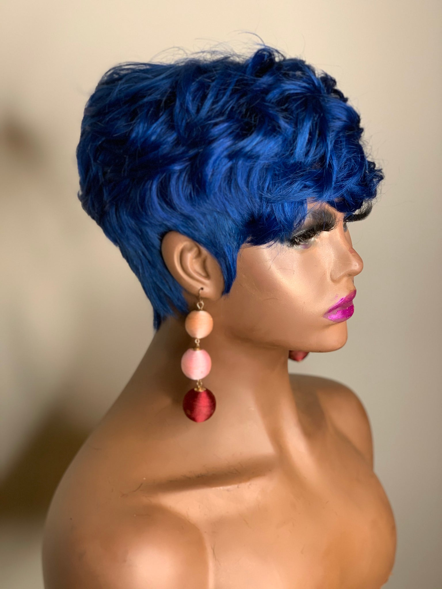 Tammy Short Style Human Hair Wig Coverinz Wigs Extensions