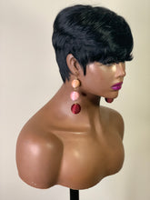 Load image into Gallery viewer, Peggy-Short Style Human Hair Wig