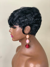 Load image into Gallery viewer, Keke-Short Style Soft Waves Human Hair Wig