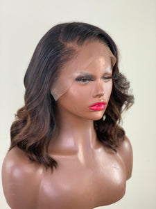 Jayda-Lace Front Human Hair Glueless Wig
