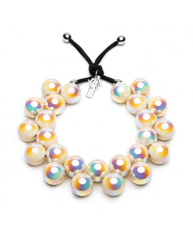 Collana balls SuperStar Dream Vanilla